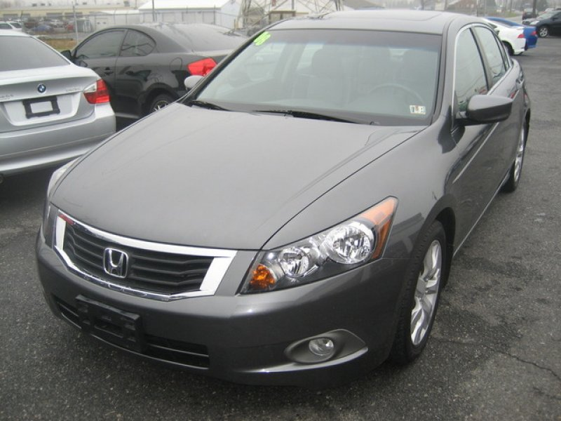 Honda accord sdn ex l 2008 used for sale for Honda accord ex l for sale