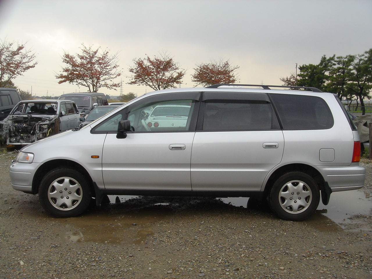 Honda Odyssey L, 1996, used for sale