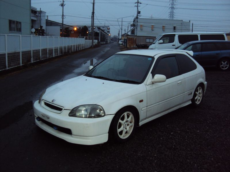Honda CIVIC Type-R, 1997, used for sale