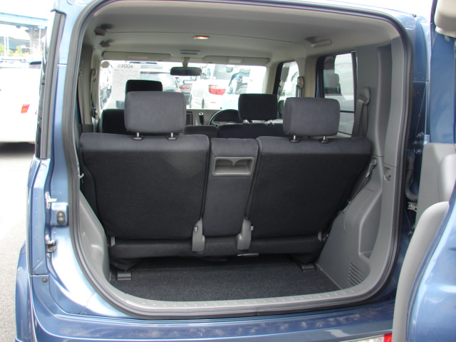 nissan cube 15m premium interior 2005 used for sale. Black Bedroom Furniture Sets. Home Design Ideas