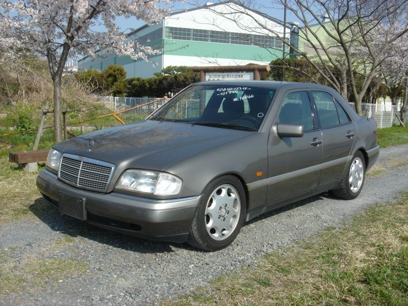 Mercedes benz c220 2 2 1994 used for sale for 1994 mercedes benz c220