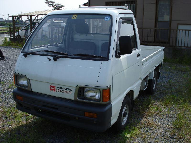 Daihatsu Hijet , 1991, Used For Sale