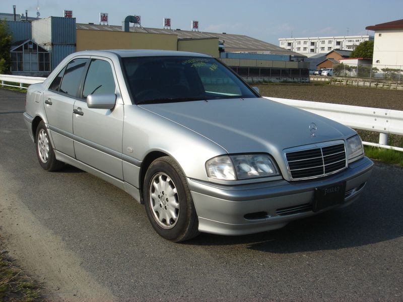Mercedes benz c200 1998 used for sale for Mercedes benz 1998