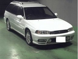 Subaru LEGACY TOURING WAGON used car