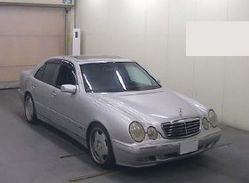 Mercedes benz e430 avant garde 2000 used for sale for Mercedes benz e430 for sale