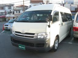 Used Toyota Hiace Commuter