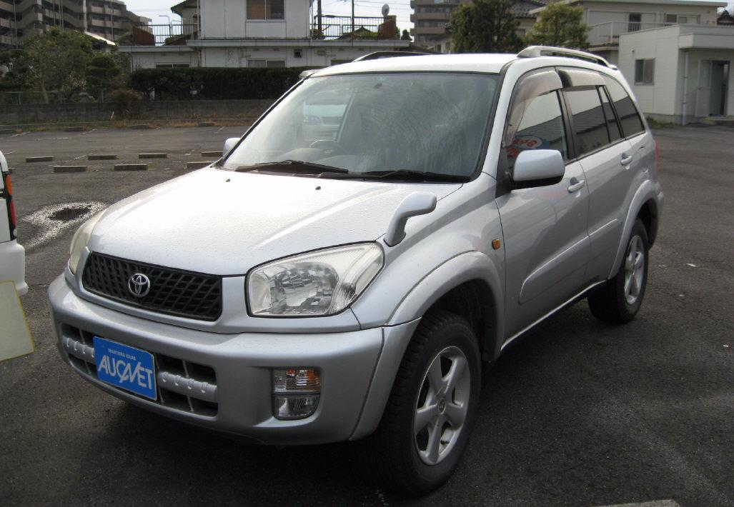 toyota rav4 l 4wd 2001 used for sale. Black Bedroom Furniture Sets. Home Design Ideas
