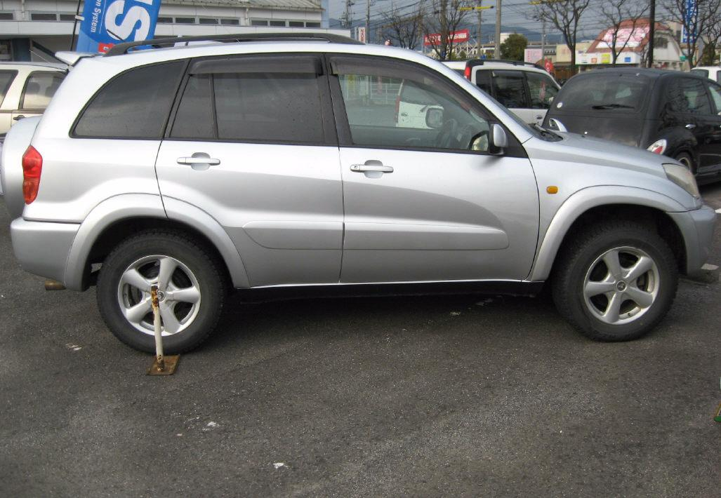 2004 Subaru Wrx For Sale >> Toyota RAV4 L 4WD, 2001, used for sale