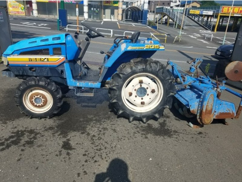 Iseki Tractor Landhope 205, N/A, used for sale