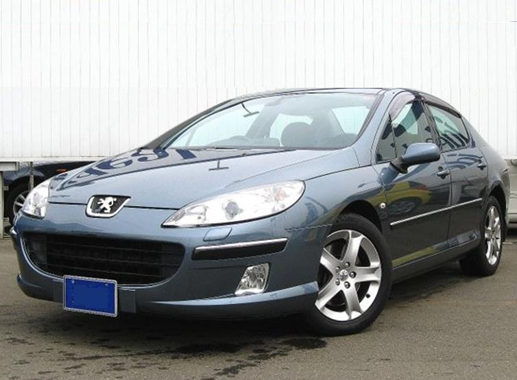 peugeot 407 2005 used for sale. Black Bedroom Furniture Sets. Home Design Ideas