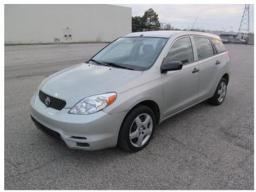 Used Toyota Matrix Base