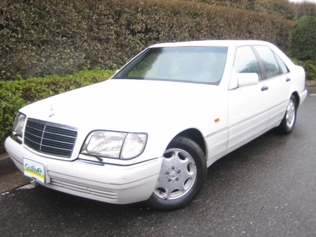 Mercedes benz s class s500 1995 used for sale for Mercedes benz s500 for sale