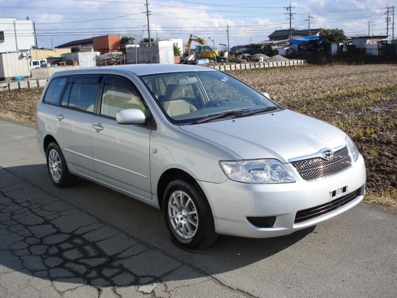 Toyota Corolla Fielder 1.5 X, 2006, Used For Sale