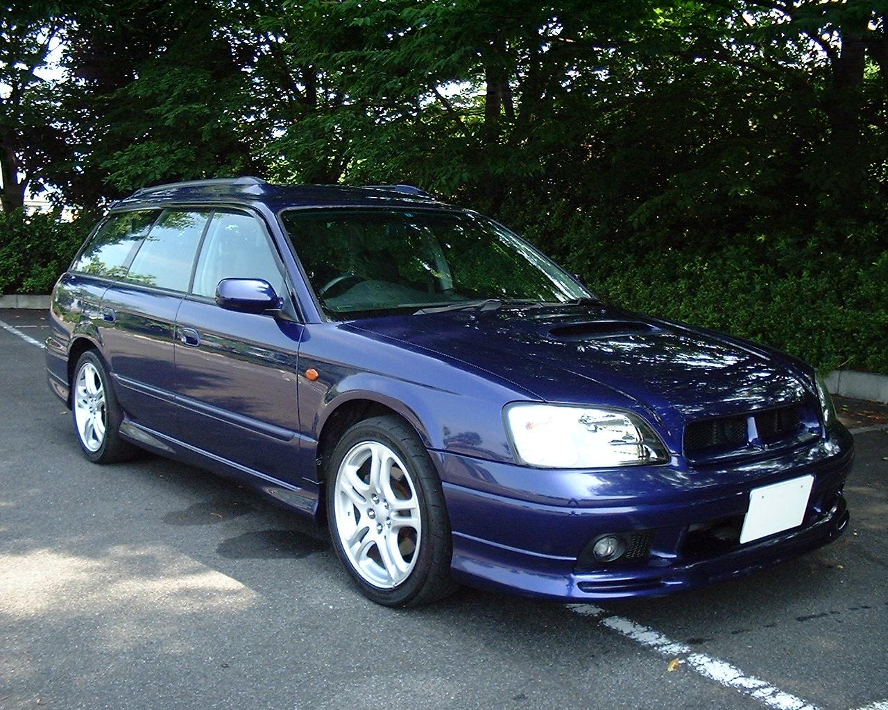 Subaru Legacy Wagon 20gt B Turbo 1998 Used For Sale 2000 More Photos Register Free