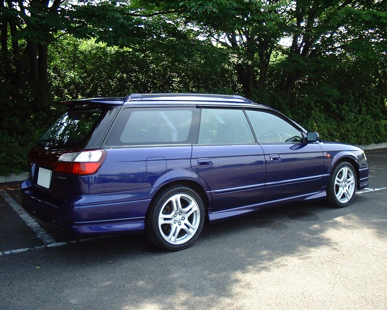 Subaru Legacy Wagon 2 0gt B Turbo 1998 Used For Sale Legacy Wagon