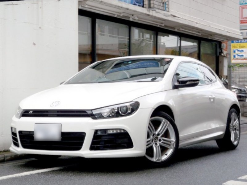 volkswagen scirocco r 2010 used for sale