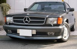 Mercedes-Benz 560SEC used car