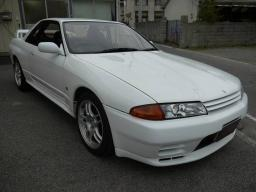 Used Nissan SKYLINE COUPE