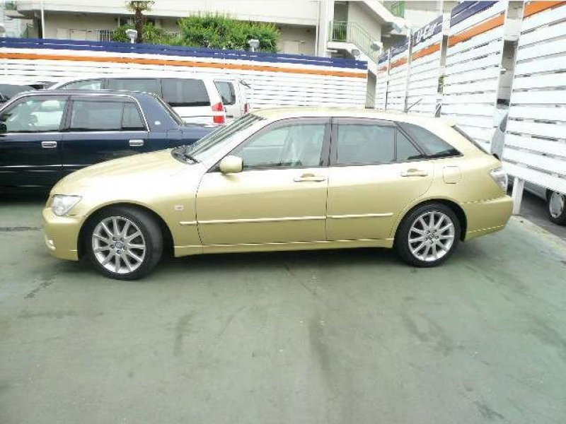 toyota altezza gita as300, 2003, used for sale