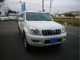 Used Toyota LAND CRUISER PRADO