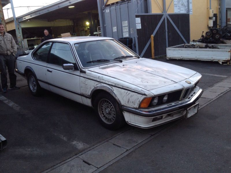 bmw 6 series 635csi 1983 used for sale. Cars Review. Best American Auto & Cars Review