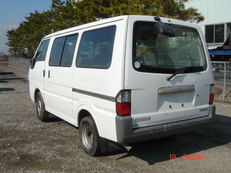 Mazda Bongo Van , 2000, used for sale