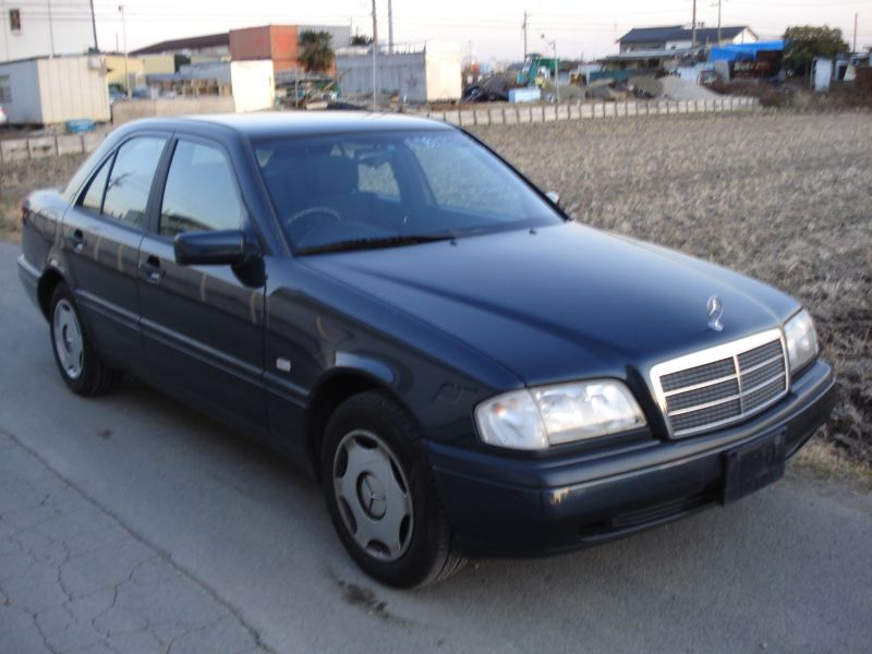 Mercedes benz c200 1996 used for sale for Mercedes benz usa price list