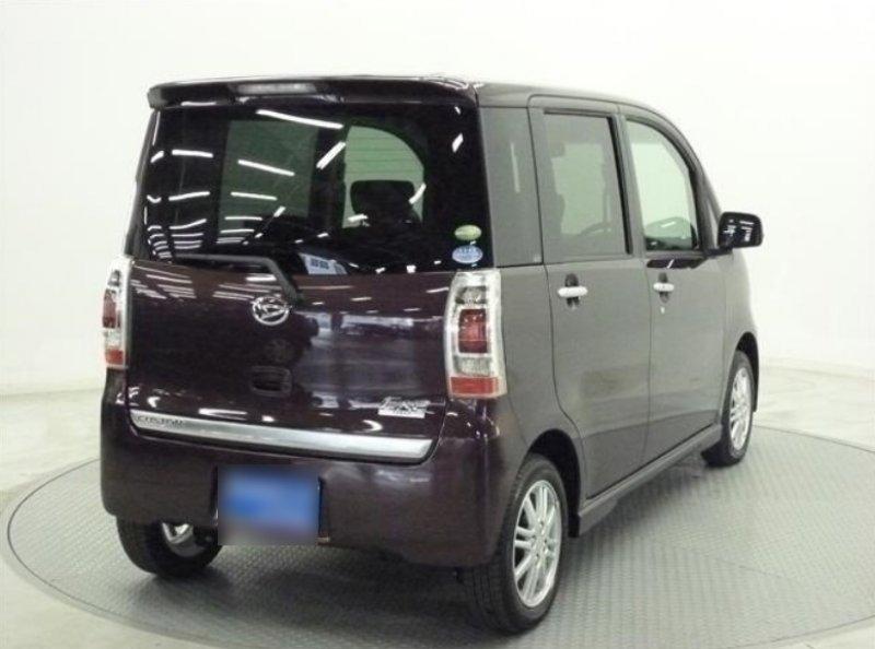 Daihatsu Tanto Custom, 2010, Used For Sale