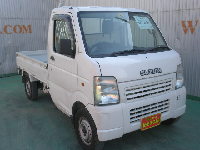suzuki carry mini truck for autos weblog. Black Bedroom Furniture Sets. Home Design Ideas
