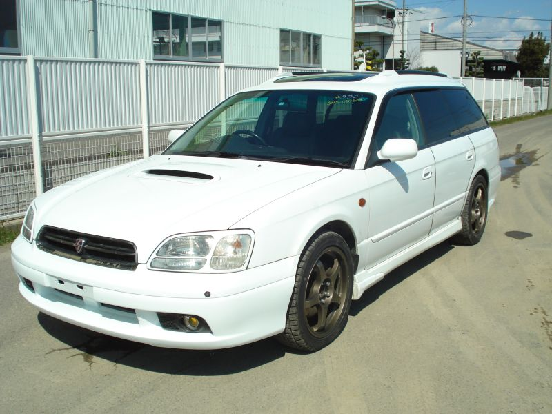 subaru legacy wagon gt b 1999 used for sale. Black Bedroom Furniture Sets. Home Design Ideas