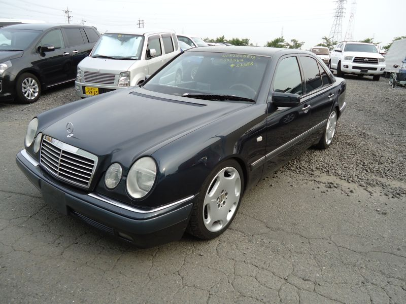 mercedes benz e320 1995 used for sale. Black Bedroom Furniture Sets. Home Design Ideas