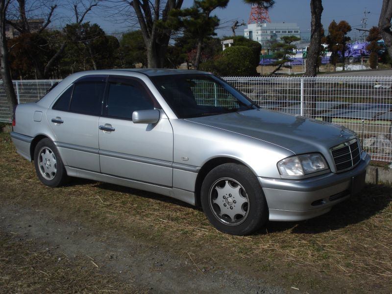 mercedes benz c240 1998 used for sale