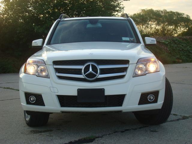 mercedes benz glk 350 4matic 2010 used for sale