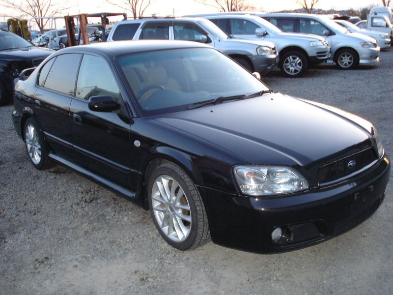 subaru legacy b4 blitzen6 2002 used for sale. Black Bedroom Furniture Sets. Home Design Ideas