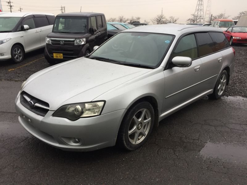 subaru legacy touring wagon b sports 2005 used for sale. Black Bedroom Furniture Sets. Home Design Ideas