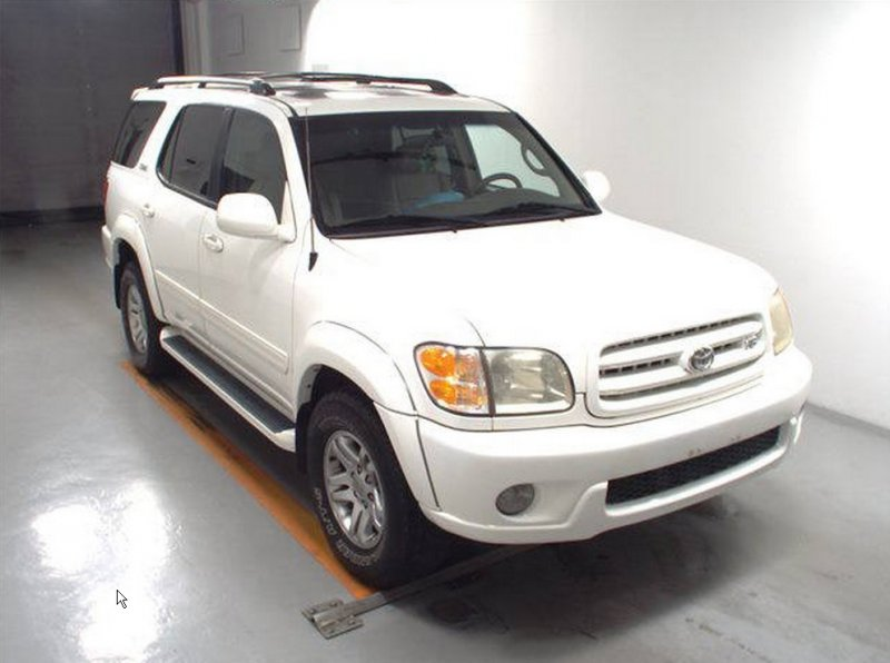 toyota sequoia 4wd limited 2007 used for sale. Black Bedroom Furniture Sets. Home Design Ideas