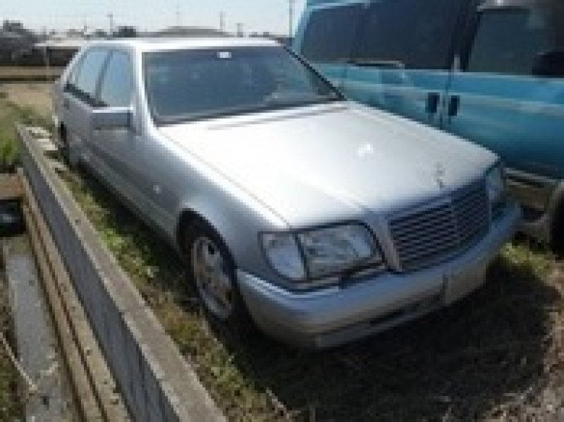 Mercedes benz s500l 1998 used for sale for Mercedes benz partners