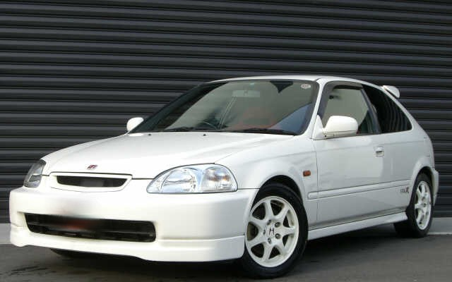 honda civic type r 1998 used for sale civic type r. Black Bedroom Furniture Sets. Home Design Ideas