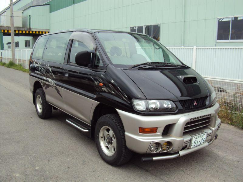 Mitsubishi DELICA SPACE GEAR for sale - Japan Partner