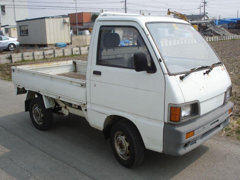 daihatsu hijet truck 1992 used for sale. Black Bedroom Furniture Sets. Home Design Ideas