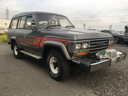 Used Toyota LAND CRUISER 60