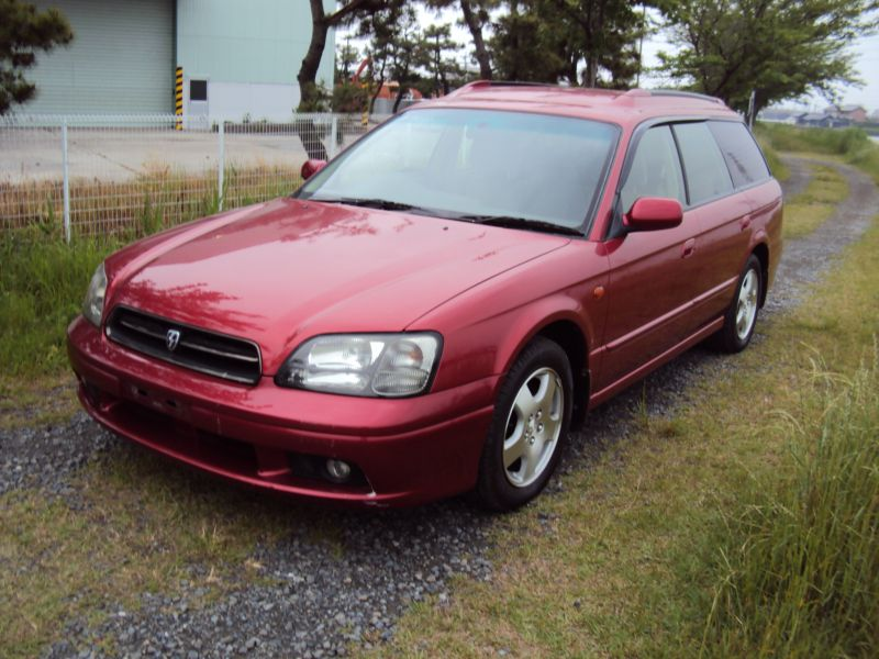 subaru legacy wagon 250t v 4wd 2000 used for sale. Black Bedroom Furniture Sets. Home Design Ideas