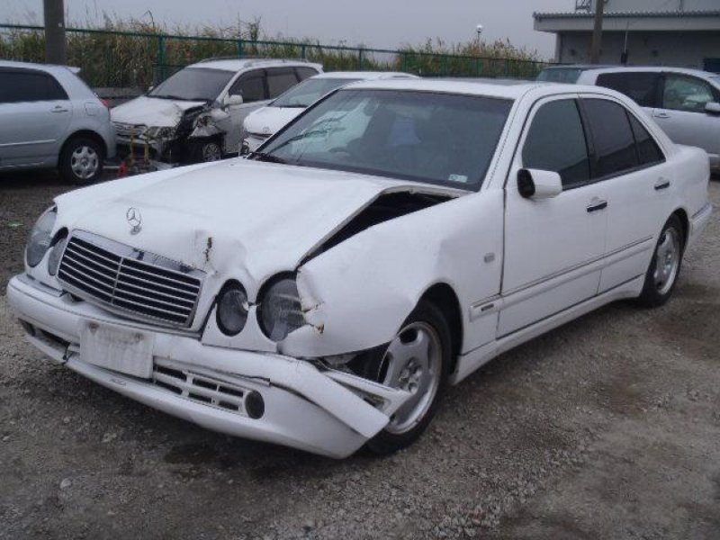Mercedes benz e230 1996 used for sale for Mercedes benz e230