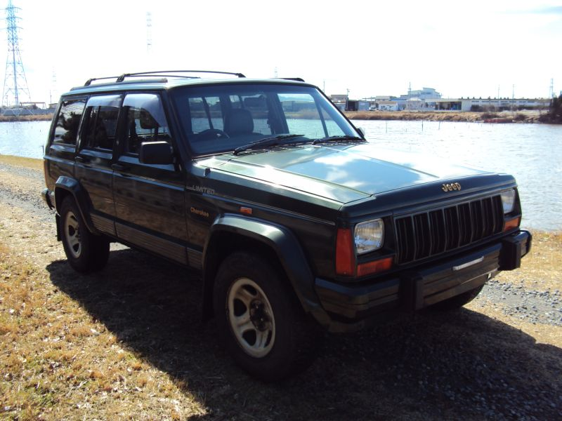 jeep cherokee limited 1996 used for sale. Black Bedroom Furniture Sets. Home Design Ideas