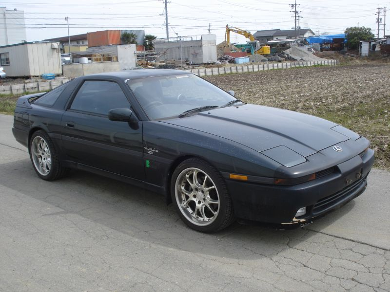 toyota supra 2 5 twin turbo r 1991 used for sale. Black Bedroom Furniture Sets. Home Design Ideas