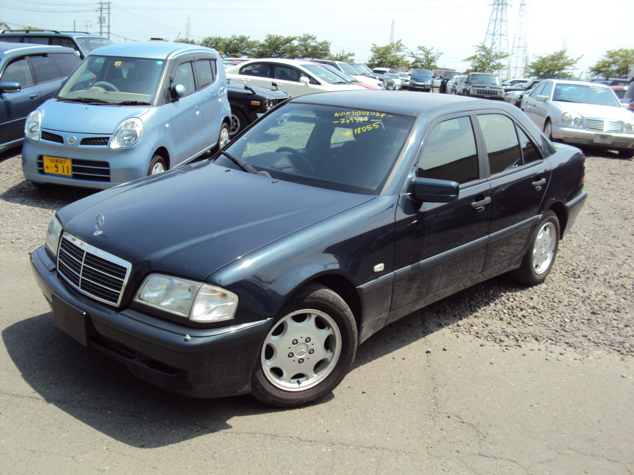 Mercedes benz c200 1999 used for sale for Benz mercedes for sale