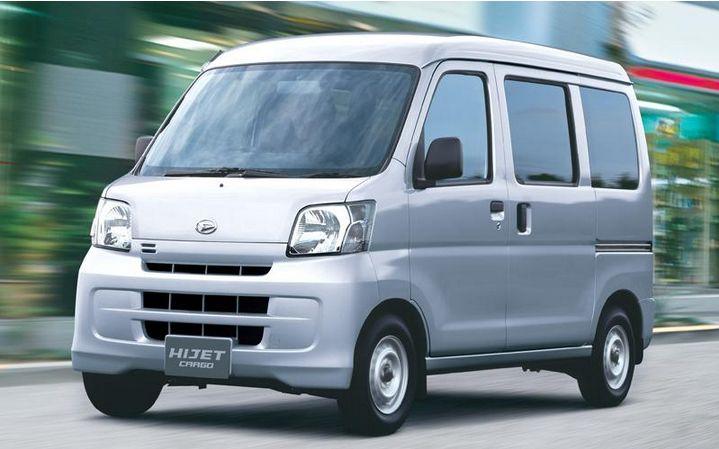 Daihatsu Hijet Cargo 660cc, 2013, new for sale