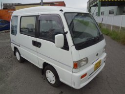 Used Subaru SAMBER TRY
