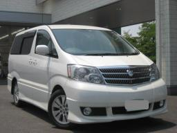 Toyota ALPHARD 2.4 G AS
