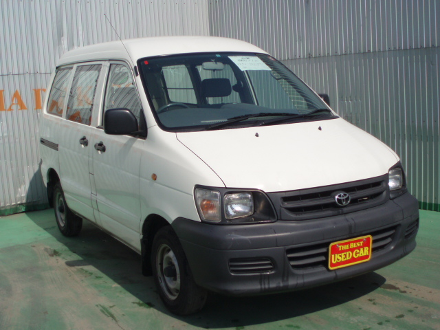 toyota lite ace small van n a used for sale. Black Bedroom Furniture Sets. Home Design Ideas